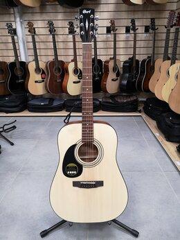 Акустические и классические гитары - Новая леворукая гитара Cort AD810-LH-OP, 0