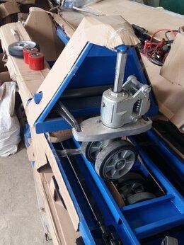 Грузоподъемное оборудование - Гидравлические тележки рохли  , 0
