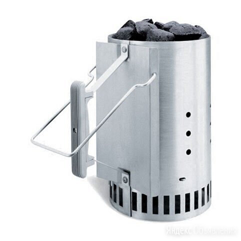 Стартер для розжига угля Weber по цене 2190₽ - Средства и приспособления для розжига, фото 0