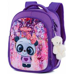 Рюкзаки, ранцы, сумки - Ранец SkyName R4-401 + брелок мишка, 0