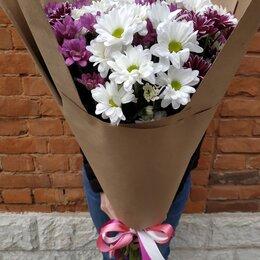 Цветы, букеты, композиции - Букет хризантем, 0