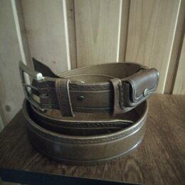 Ремни и пояса - Кожаный ремень ручной работы, 0
