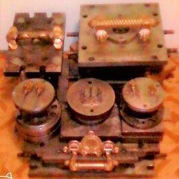 Производственно-техническое оборудование - Прессформы для ТПА. Фурнитура для гробов., 0