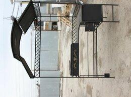 Грили, мангалы, коптильни - Мангал с крышей, 0