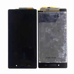 Дисплеи и тачскрины - Дисплей для Sony Xperia Z2 D6503 черный,оригинал, 0