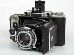 Пленочные фотоаппараты - Фотоаппарат, Москва-2, 6х9 см (1949 г.), 0