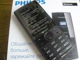 Мобильные телефоны - Новый Philips Xenium X501 (оригинал, комплект), 0