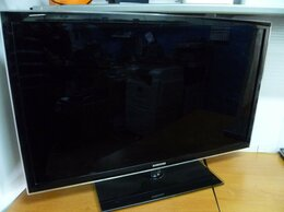 Телевизоры - Телевизор Samsung UE40D5000PW, 0