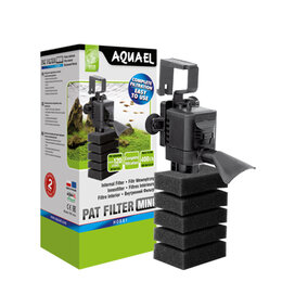 Оборудование для аквариумов и террариумов - Aquael Pat mini, 0