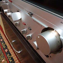 Усилители и ресиверы - LUXMAN L-530 топовый интегральный усилитель А класса., 0