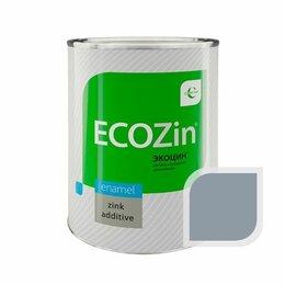 Пропитки - Антикоррозийный грунт ЭКОЦИН-А с 55% цинка 0,8 кг, 0