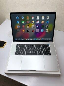 Ноутбуки - Новый MacBook Pro 15 Retina 2018 Silver 512gb, 0