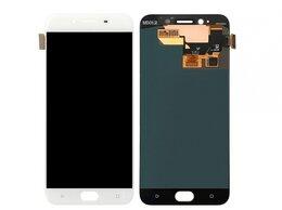 Мобильные телефоны - Дисплей Oppo R9S с тачскрином (белый), 0