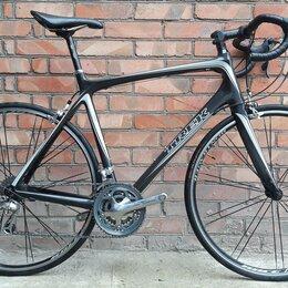 Велосипеды - Велосипед Шоссейный Карбоновый TREK MADONE 4.5, 0