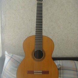 Акустические и классические гитары - Мастеровая классическая гитара, 0