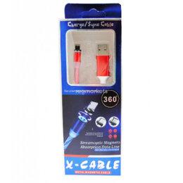 Зарядные устройства и адаптеры - Магнитный светящийся кабель 3 в 1…, 0