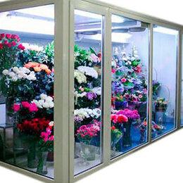 Промышленное климатическое оборудование - Холодильная камера для цветов, 0