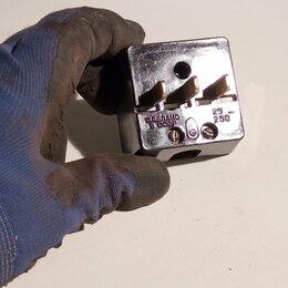 Товары для электромонтажа - Электрическая вилка СССР 20 ампер, 0