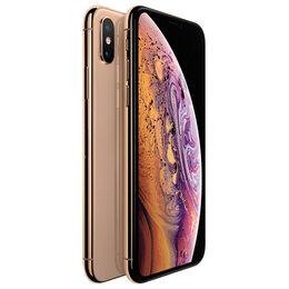 Мобильные телефоны - 🍏 iPhone XS 256Gb gold (золотой) , 0