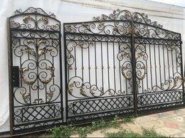 Заборы и ворота - Ворота кованые в наличии, 0