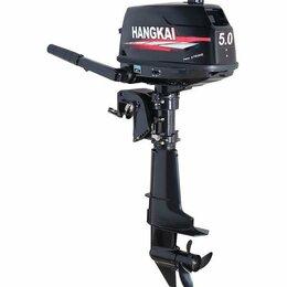 Лабораторное и испытательное оборудование - Лодочный мотор Hangkai (Хангкай) T5.0 HP, 0