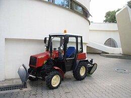 Аренда транспорта и товаров - Аренда трактора с щеткой, 0