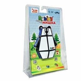 Головоломки - Игра игрушка головоломка Мишка Рубика 3х2х1 для детей 4+, 0