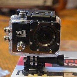 Экшн-камеры - SJ6000 14MP WiFi Waterproof Sports Camera, 0