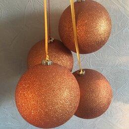 Новогодний декор и аксессуары - Новогодние большие шары  , 0