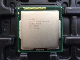 Процессоры (CPU) - Процессор восьми-поточный s1155 xeon e3-1260L, 0
