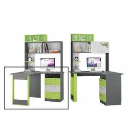 Компьютерные и письменные столы - Стол Письменный Угловой Граффити, 0