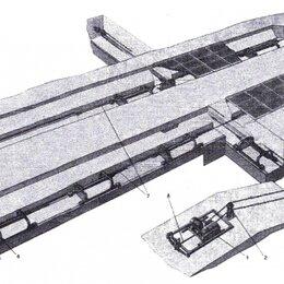 Производственно-техническое оборудование - Скребковый транспортер навозоудаления ТС-1, 0