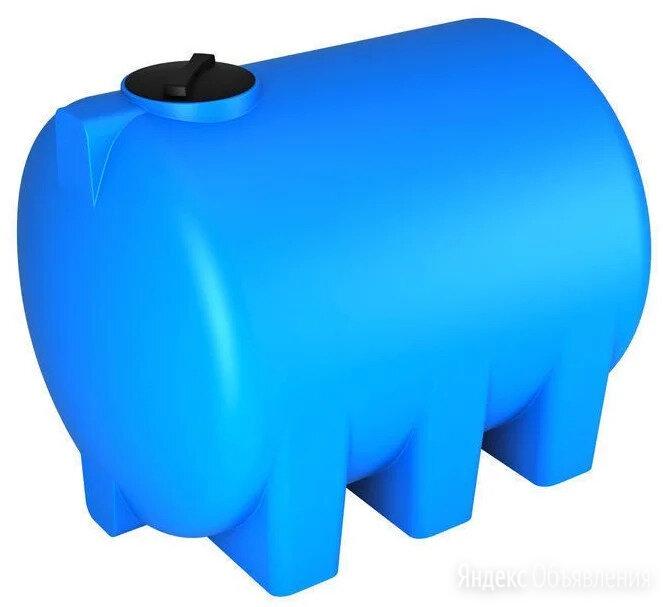 Емкость для воды и топлива 8000 л по цене 81000₽ - Баки, фото 0