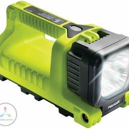 Фонари - Большой аккумуляторный фонарь Peli, желтый…, 0