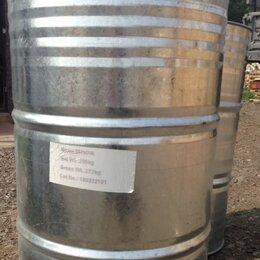 Бочки и купели - Бочка оцинковка 230 литров, 0