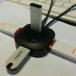 USB-концентраторы - ✔️Usb-хаб концентратор2.0 USB разветвитель адаптер, 0