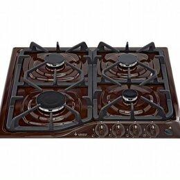 Плиты и варочные панели - Газовая варочная панель встраиваемая Gefest (Новая), 0