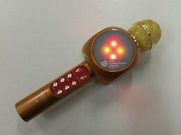 Микрофоны - Микрофон караоке ws 1816 (свет), 0