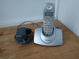 Радиотелефоны - Радиотелефон Panasonic KX-TG1105RU  рабочий.  , 0