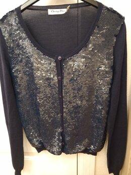 Блузки и кофточки - Кардиган блузка Christian dior, 0