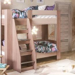 Кроватки - Кровать двухъярусная «Симба», 0