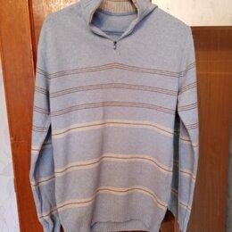 Свитеры и кардиганы - Мужской пуловер из шерсти , 0