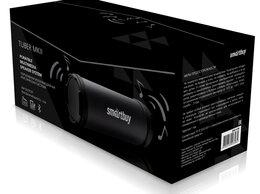 Портативная акустика - Портативная колонка TUBER MKII, черная, Smartbuy, 0