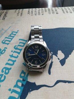 Наручные часы - Часы casio mtp-1259 водонепроницаемые (обмен) , 0
