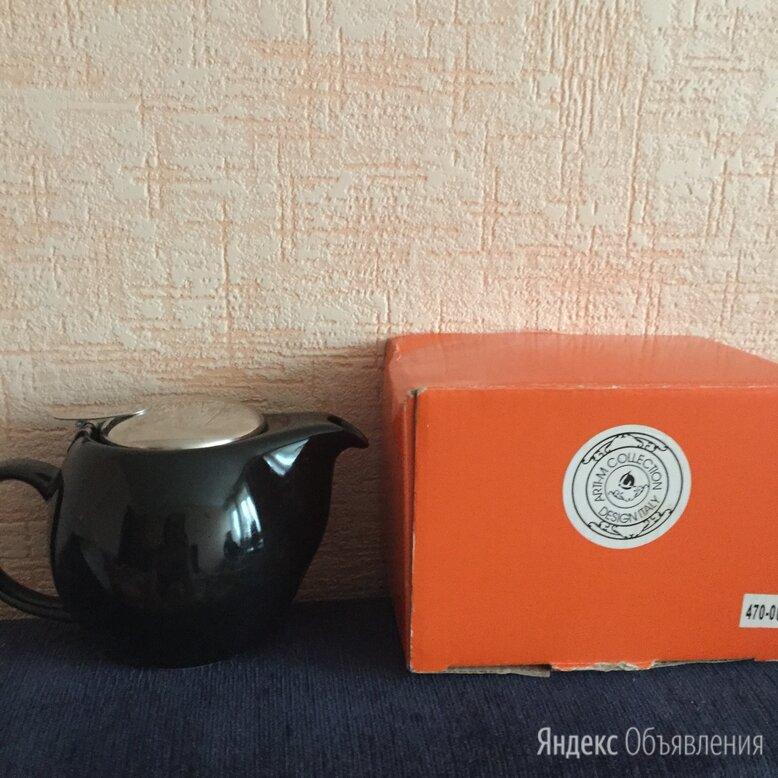 Чайник заварочный. по цене 250₽ - Заварочные чайники, фото 0