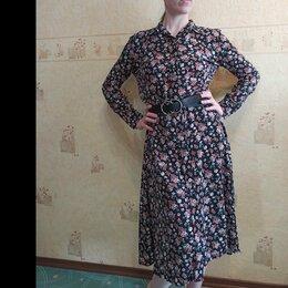Платья - Платье Mango миди, 0