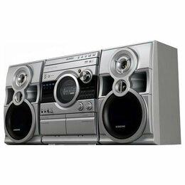 Акустические системы - Колонки от музыкального центра  Samsung MAX-KT55, 0