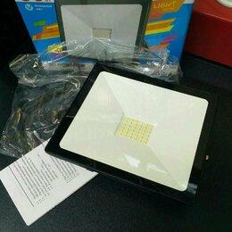 Прожекторы - Светодиодный прожектор SmartBuy FL SMD LIGHT 50W 65k, 0