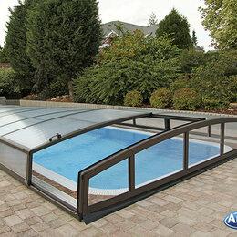 Павильоны для бассейнов - Павильон для бассейна Albixon CASABLANCA INFINITY A (3 секции), 0