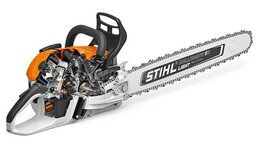 Электро- и бензопилы цепные - Бензопила STIHL (Штиль) MS 500i, шина 71 см, 0